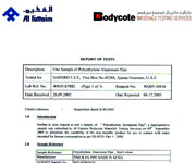 Bodycote – Test Report1